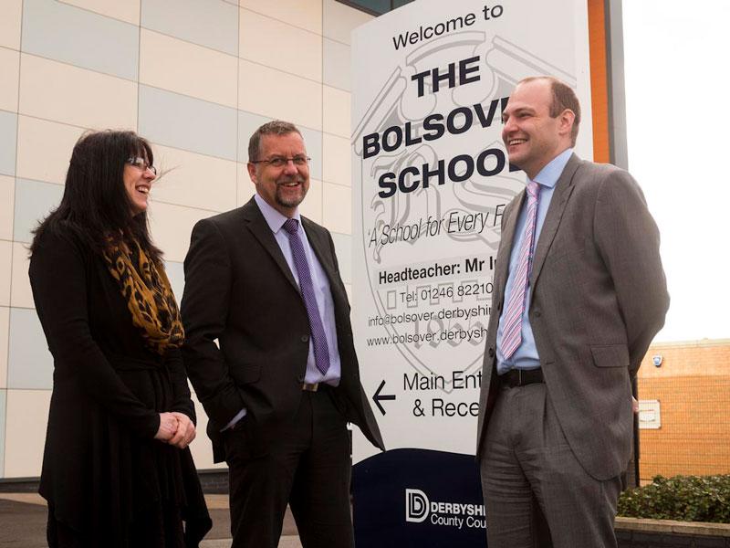 The Bolsover School